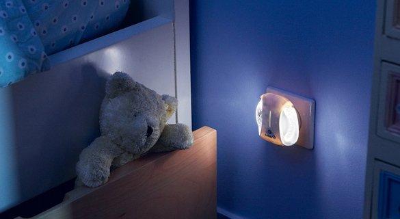 Luci per la notte nella camera dei bambini - Kalena.it