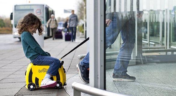 Trolley cavalcabili per bambini - Kalena.it