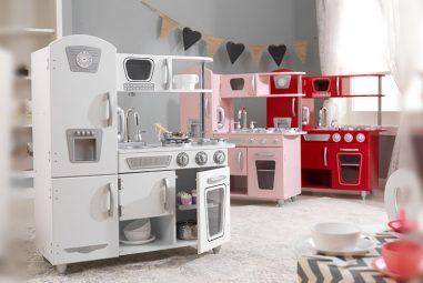 Cucine e accessori in legno per bambini!