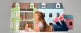 Quale casa delle bambole in legno scegliere per i bambini?