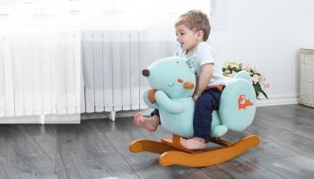 Giochi cavalcabili per bambini