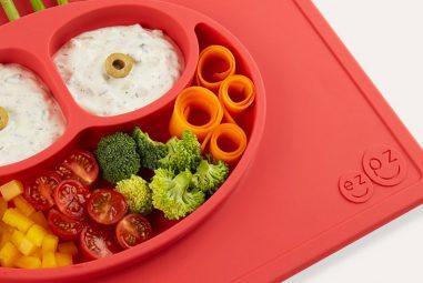 Happy Mat innovativa tovaglietta per mangiare!