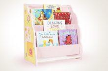 10 idee di Libreria per la cameretta dei bambini!