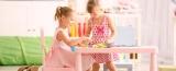 Tavolini e sedie per bambini da 2 a 5 anni!