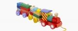 Trenini in legno per bambini