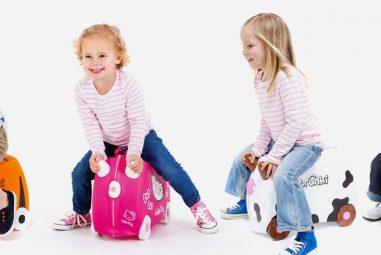 Trolley o Valigia per bambini, quale scegliere?